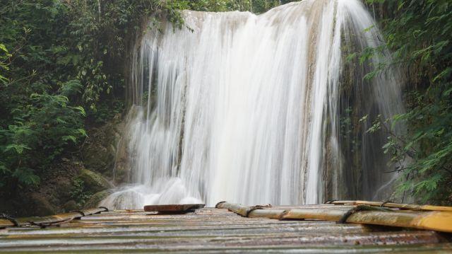 Grojogan Sewu, Girimulyo, Kulon Progo